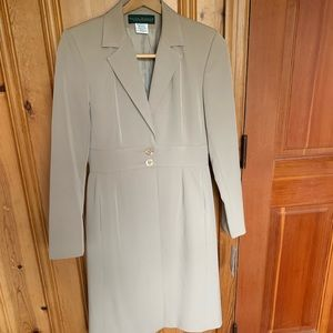 NWT Harve Bernard dress coat.